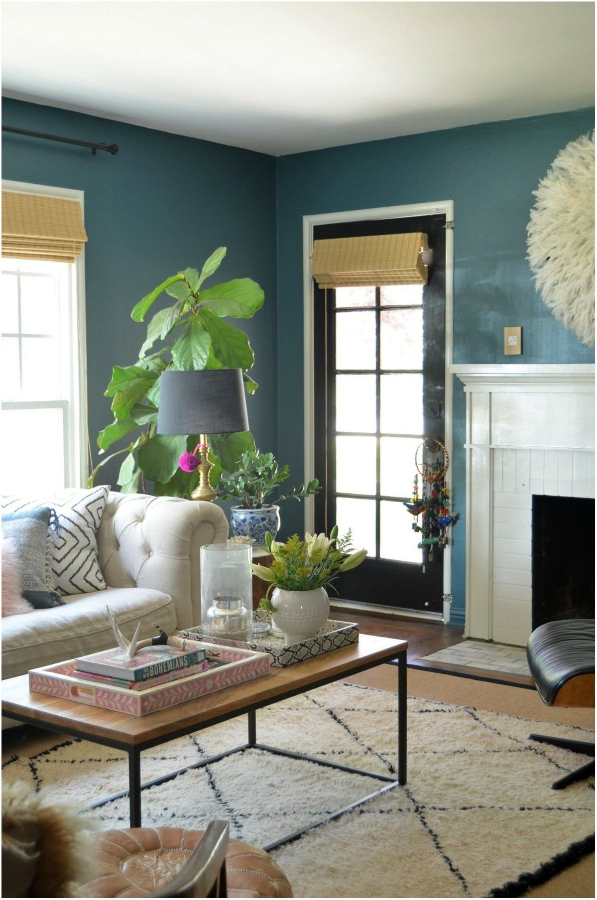 Small Boho Living Room: Boho Living Room Paint Colors