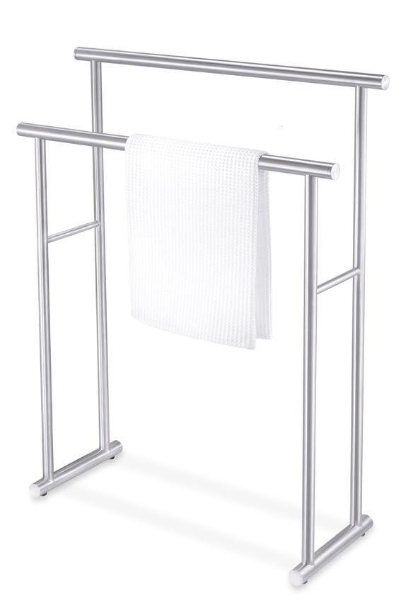 Bathroom Accessories Free Standing Towel Rack More