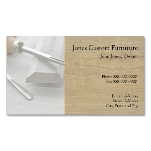 Carpenter business card wood texture business card templates carpenter business card wajeb