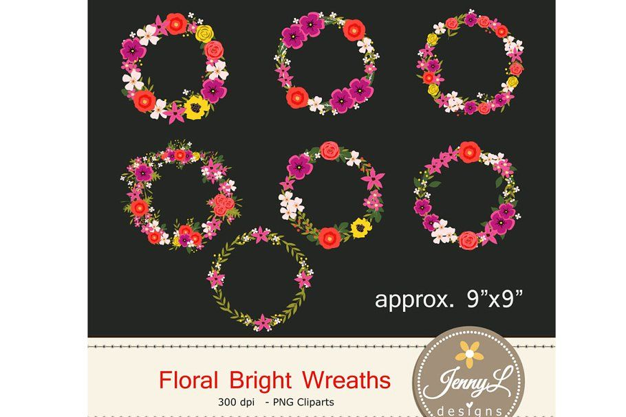 Photo of Navy Blue Floral Wreath , #AFF, #pcs#images#PNG#Commercial #Ad