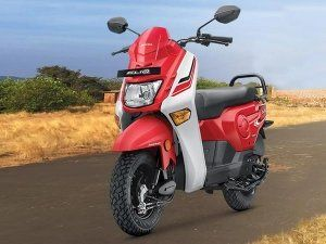 Will The Honda Cliq Be Able To End The Tvs Xl Legacy Bike News