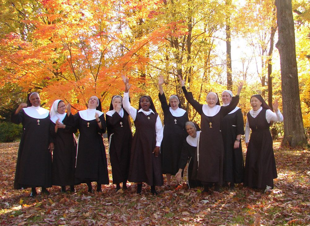 The Poor Clares of Perpetual Adoration. Canton, OH