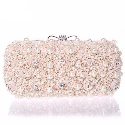 Women s Crystal Beaded Evening Bags - chichishopper  eveningbagscheap ae2aa53bd479