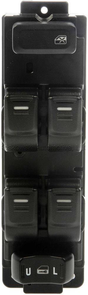 Window Switch Master Chevy Colorado Gmc Canyon Hummer H3 25779767 Dormanoesolutions