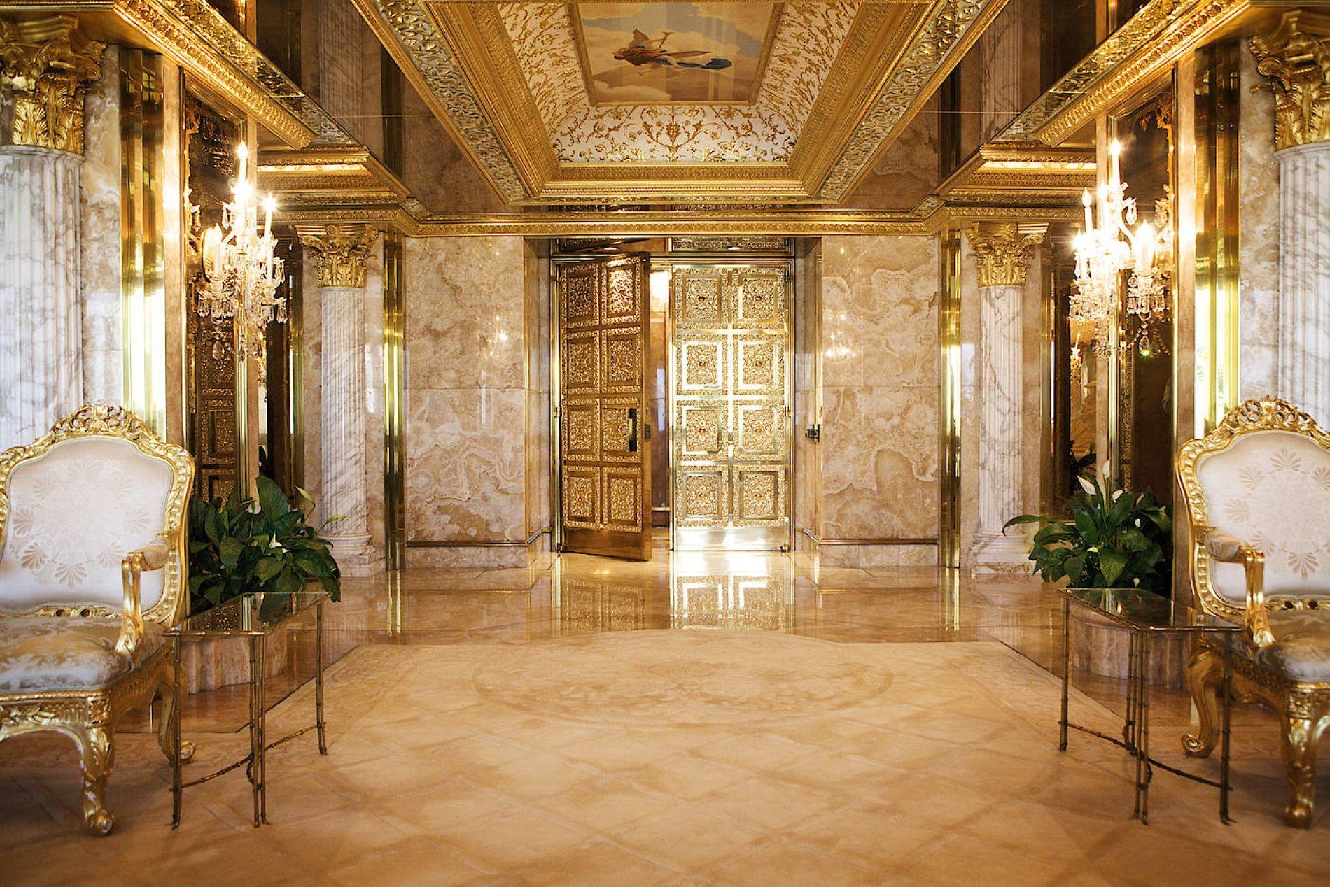 Trumps Protz Penthouse Von Laura Sodano
