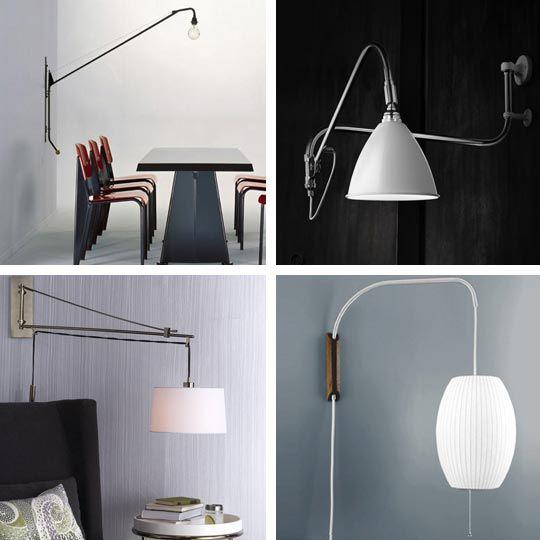 Best Swing-Arm Pendant Lights & Best Swing-Arm Pendant Lights | Pendant lighting Lights and Walls azcodes.com