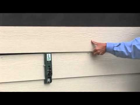 Gecko Gauge Clamps Helps Install Fiber Cement Siding Up To 48 Faster Smart Contractor Products Fiber Cement Siding Diy Siding Cement Siding