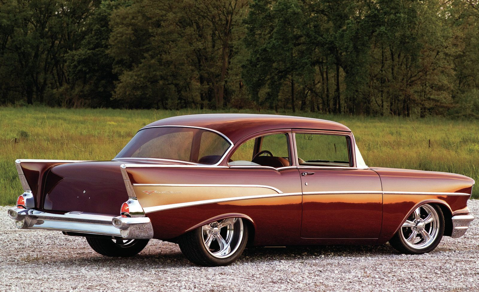All Chevy chevy 210 : 1957 chevy 210 | 1957 Chevrolet 210 Pro Touring by ~Vertualissimo ...