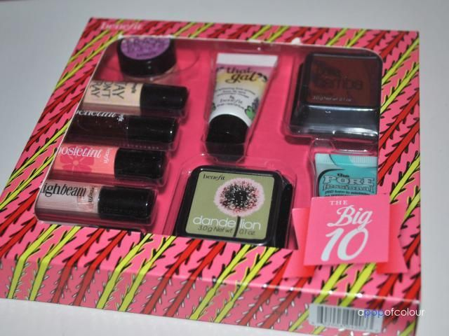 Authentic Benefit Cosmetics The Big 10 NIB Authentic. Starting at $10 on Tophatter.com!