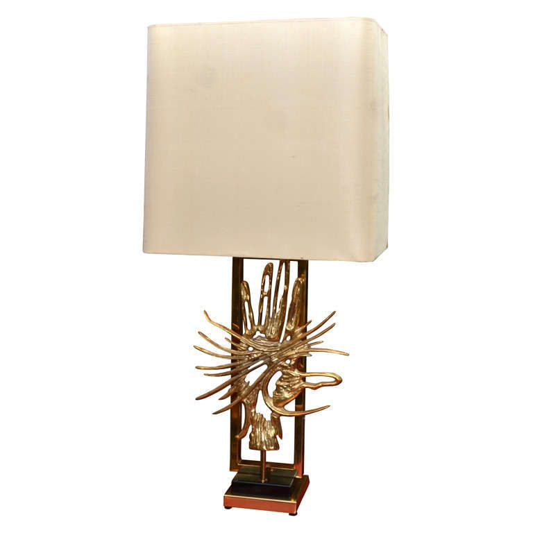 Table Lamp Br Wood Lamps