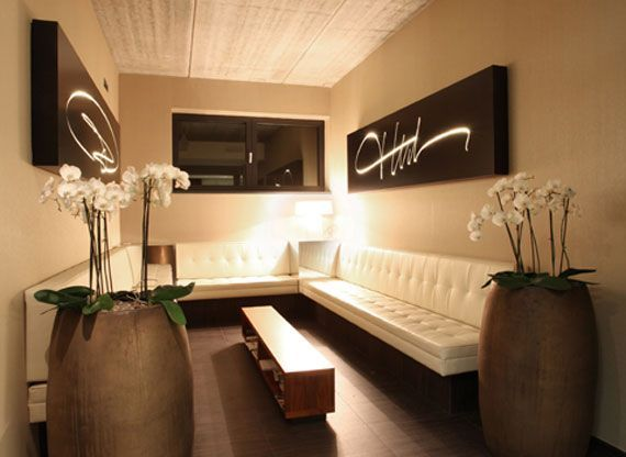 spa bench waiting room | Found on your-working-design ...
