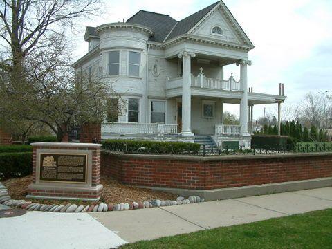 Wilcox House Plymouth MI