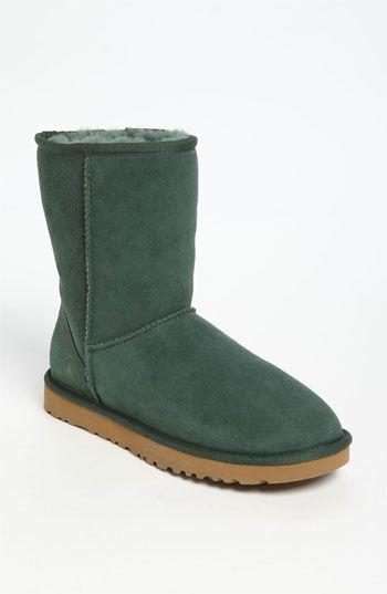 green uggs nordstrom