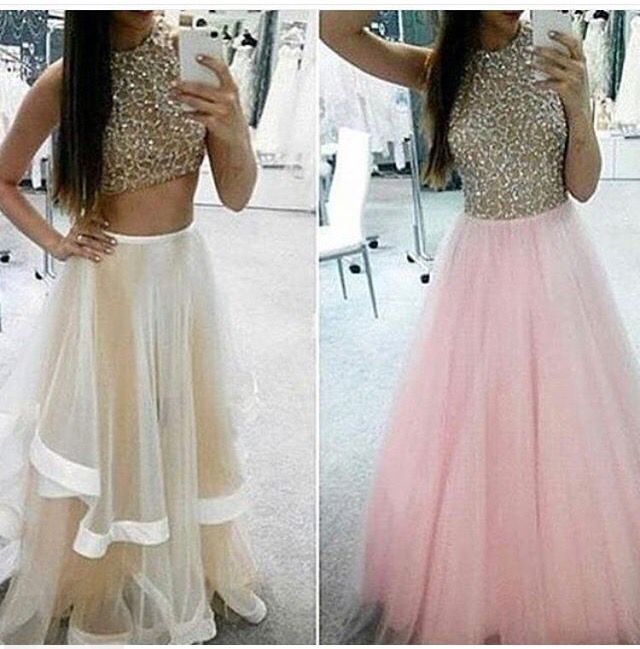 b3e2bac280 Different style crop top n skirt   Indian Weddings Attire   Fashion ...