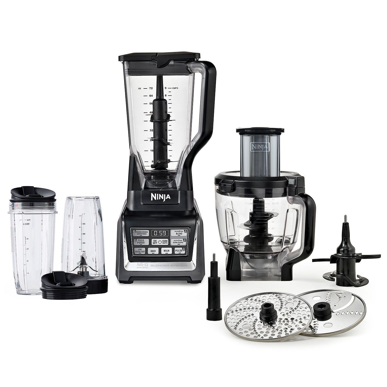 Ninja Kitchen System with Auto-iQ   Mixers and Kitchens
