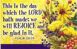 Remember the Sabbath Day! http://opalmassey.wordpress.com/2013/12/21/give-thanks/