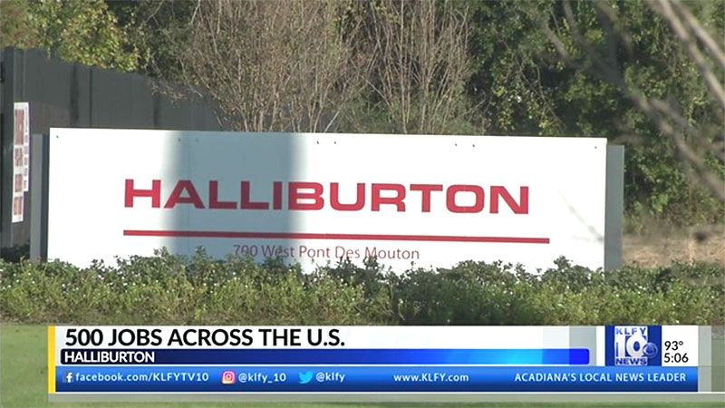 Halliburton Needs Workers For Fracing Drilling Cementing In Oh Co Tx Nm Nd Ok Pa Wy La And More From Eq Companies Hiring Equipment Operator Mechanic