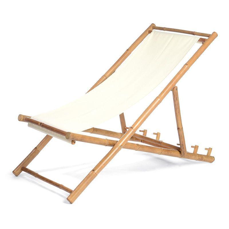 Sonnenstuhl B 58cm X L 125cm Natur Sonnenstuhl Stuhle Und Holz