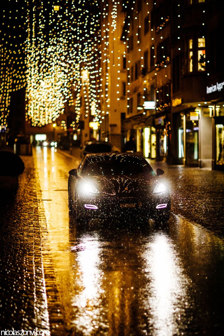I love the lights!! I love the car and of course I love ...