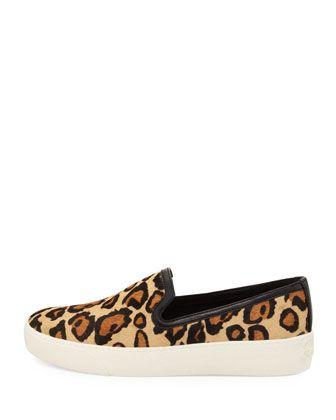 9b7b18203 Sam Edelman Becker Leopard-Print Slip-On