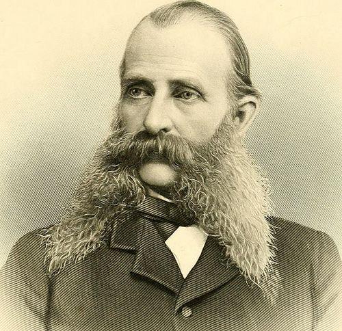Benjamin Lyman Morrison of Ripley, Massachusetts, born in 1828 –