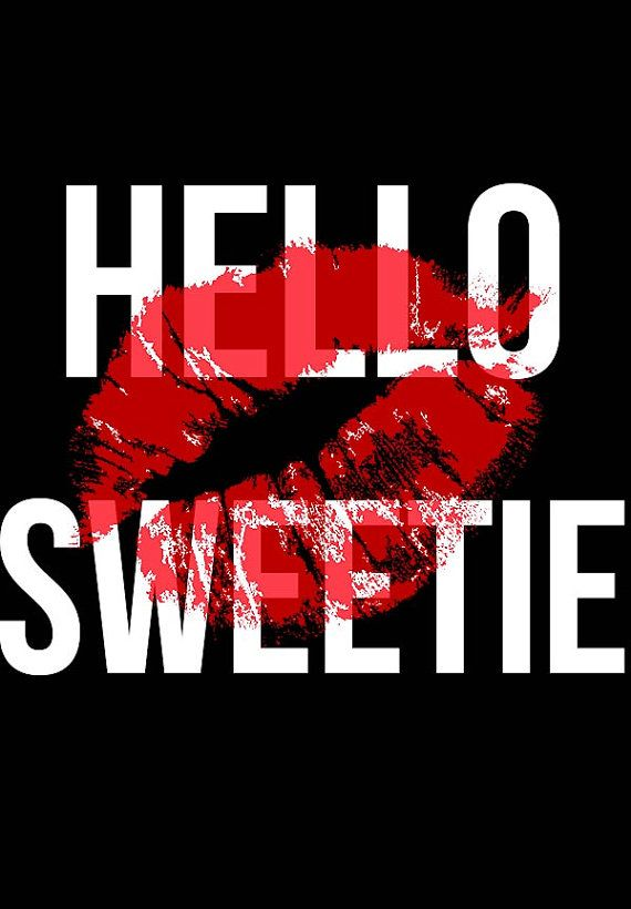 Hello Whello Wgo To Www Bing Com: Doctor Who River Song Hello Sweetie Art