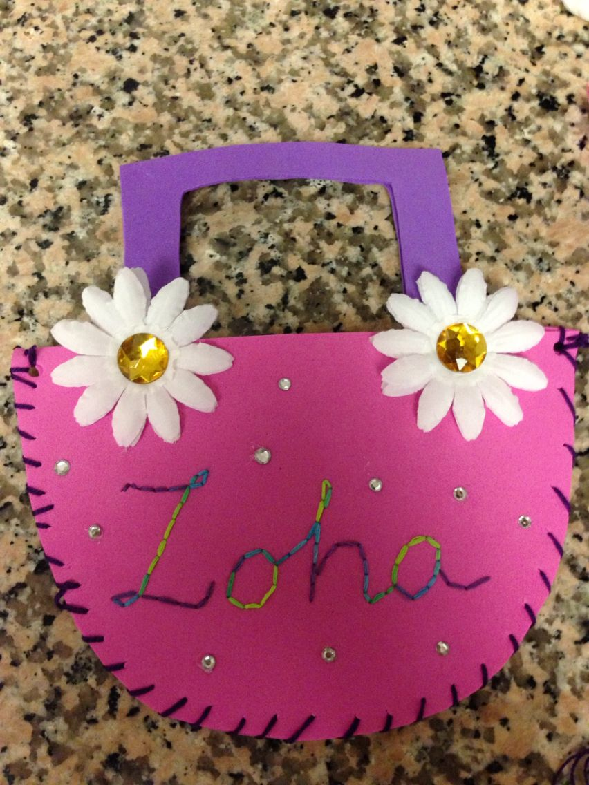 Made With Foam Sheet Made By Me Crafts For Charlotte Foam Sheet