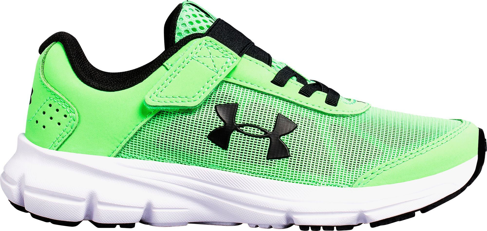 online retailer f9213 710fa Under Armour Kids' Preschool Rave 2 AC Running Shoes, Boy's, Size: 1.0,  Green