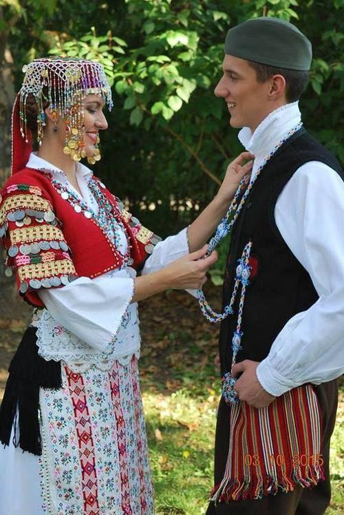 значение сербский народный костюм фото полутора десятков