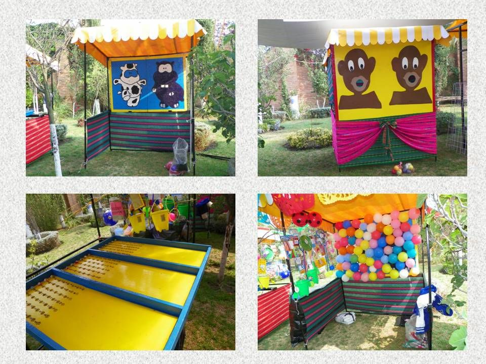 Los Juegos Tradicionales De La Feria Mexicana A Tu Fiesta Www