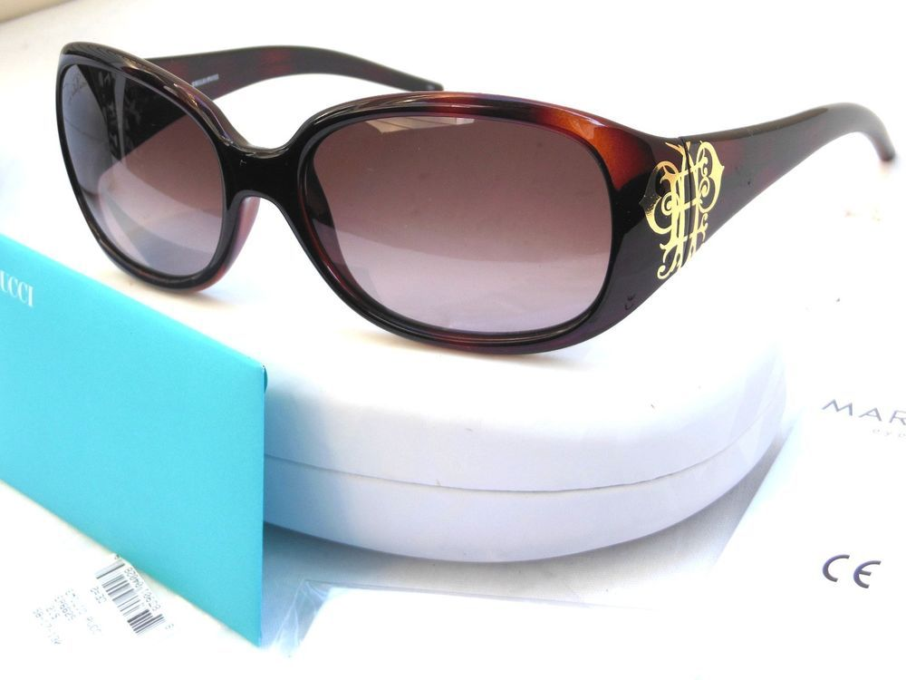 30375c620b New NWT EMILIO PUCCI EP662S Tortoise Sunglasses W Case   Authenticity Card   EmiloPucci  Rectangular