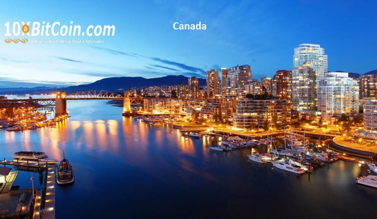 to 10xBitCoin! Vancouver city, Vancouver, Island