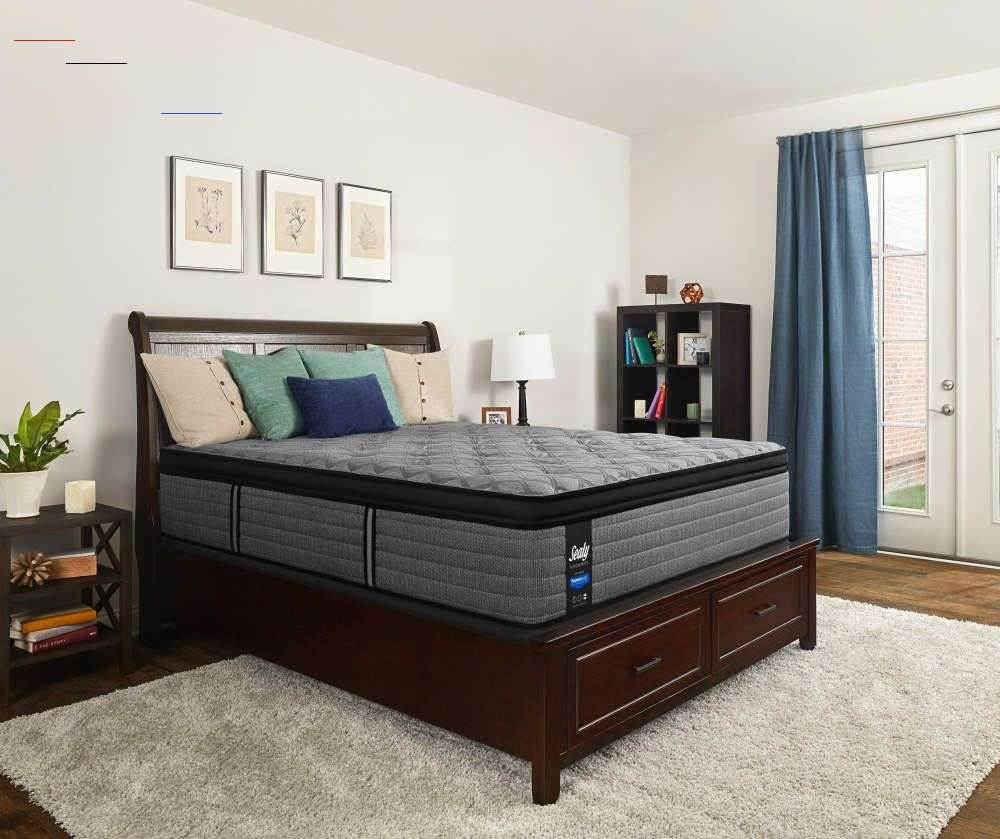 Sealy Posturepedic Ellington King Plush Pillow Top Mattress Big Lots Pillowtopmattress In 2020