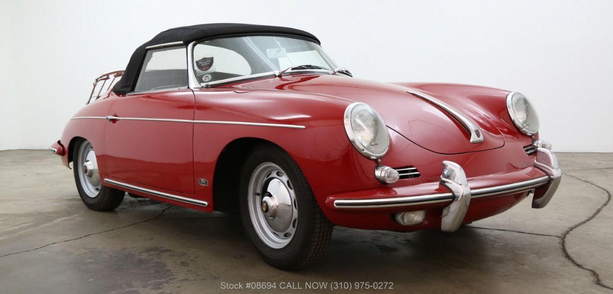 1962 Porsche 356B T6 Twin Grille Roadster | Beverly Hills Car Club ...