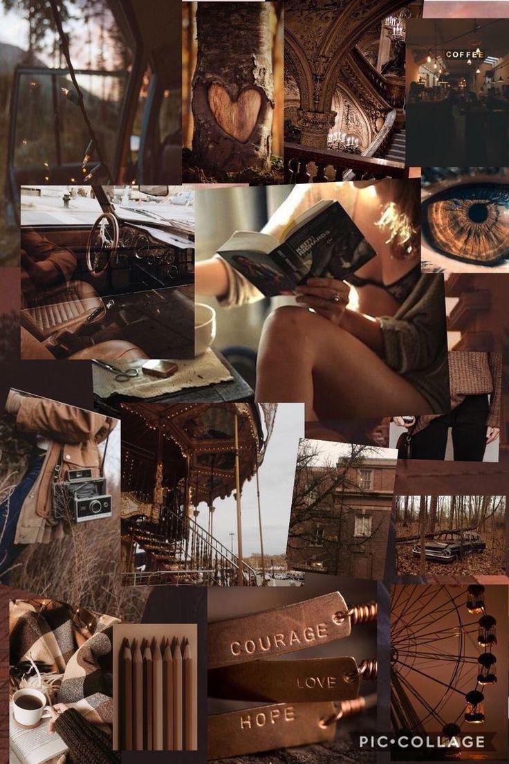 brown aesthetic wallpaper in 2020 aesthetic wallpapers