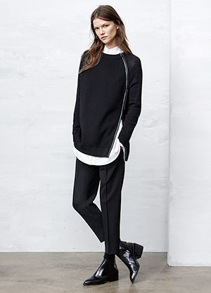 af0f7d981 Cool sweater detail. Vince   My style 60+   Fashion, Clothes for ...