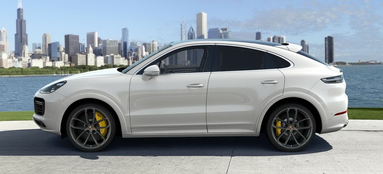 Image result for porsche cayenne coupe 2020