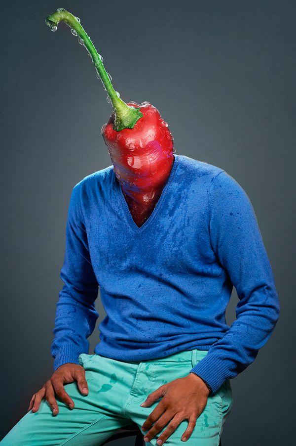 a red hot chilli pepper