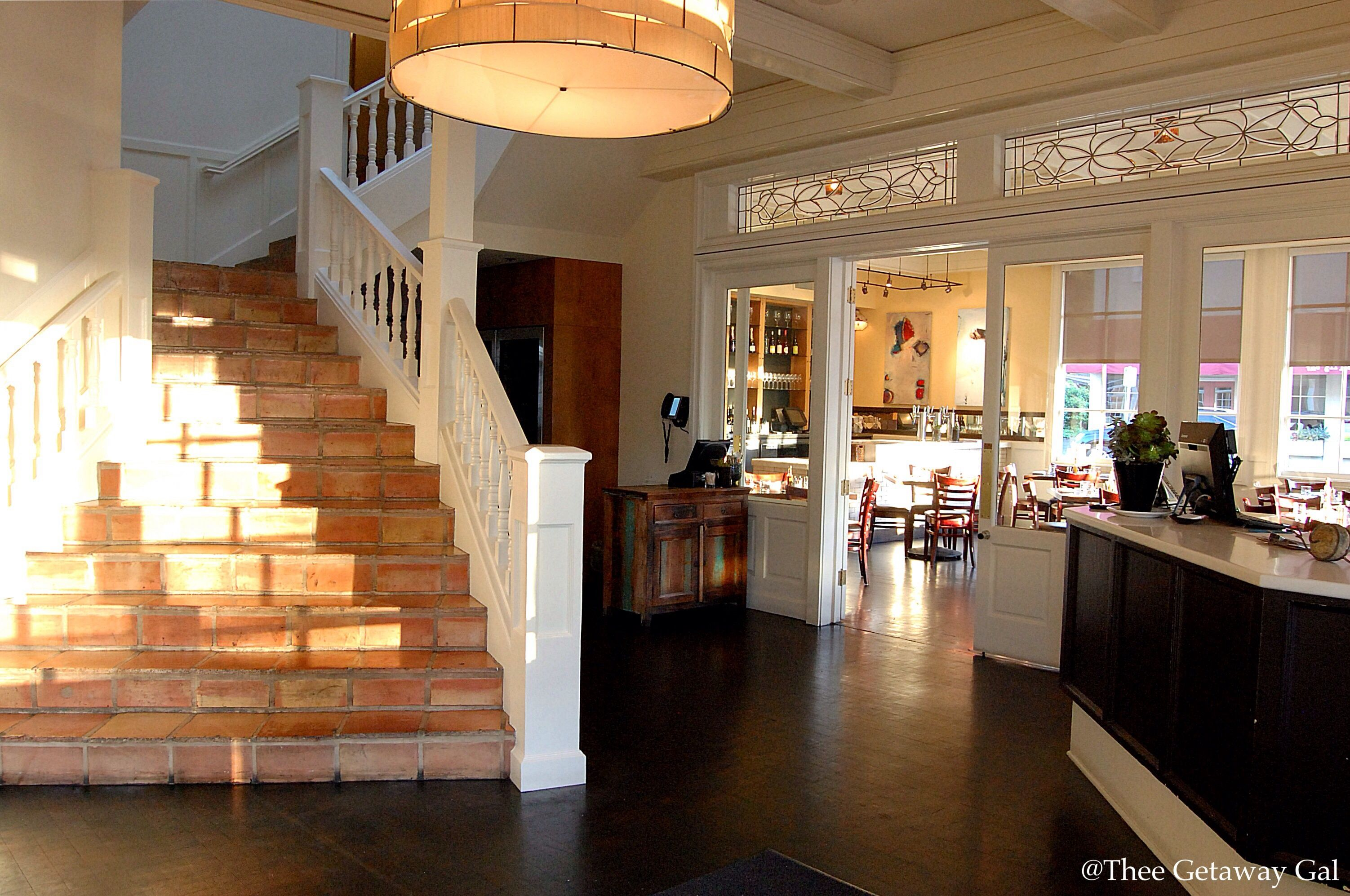 Eldorado Hotel and Kitchen in Sonoma, CA. Lunched here in mid ...