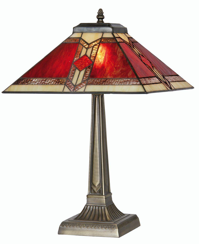 Superb Oaks Lighting Aztec Tiffany Table Lamp Amazon Co Uk Best Image Libraries Sapebelowcountryjoecom