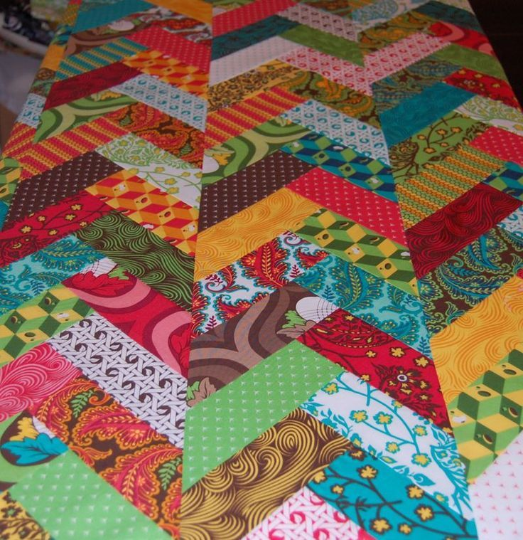 scrappy french braid quilts - - Yahoo Image Search Results | quilt ... : free french braid quilt pattern - Adamdwight.com
