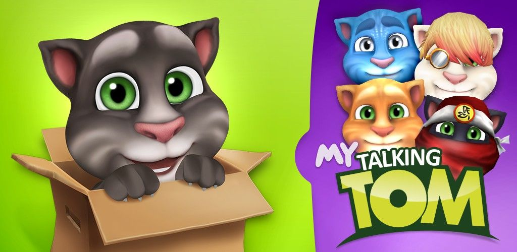 Talking Tom Cat 2 EntertainmentLimitedappsios See