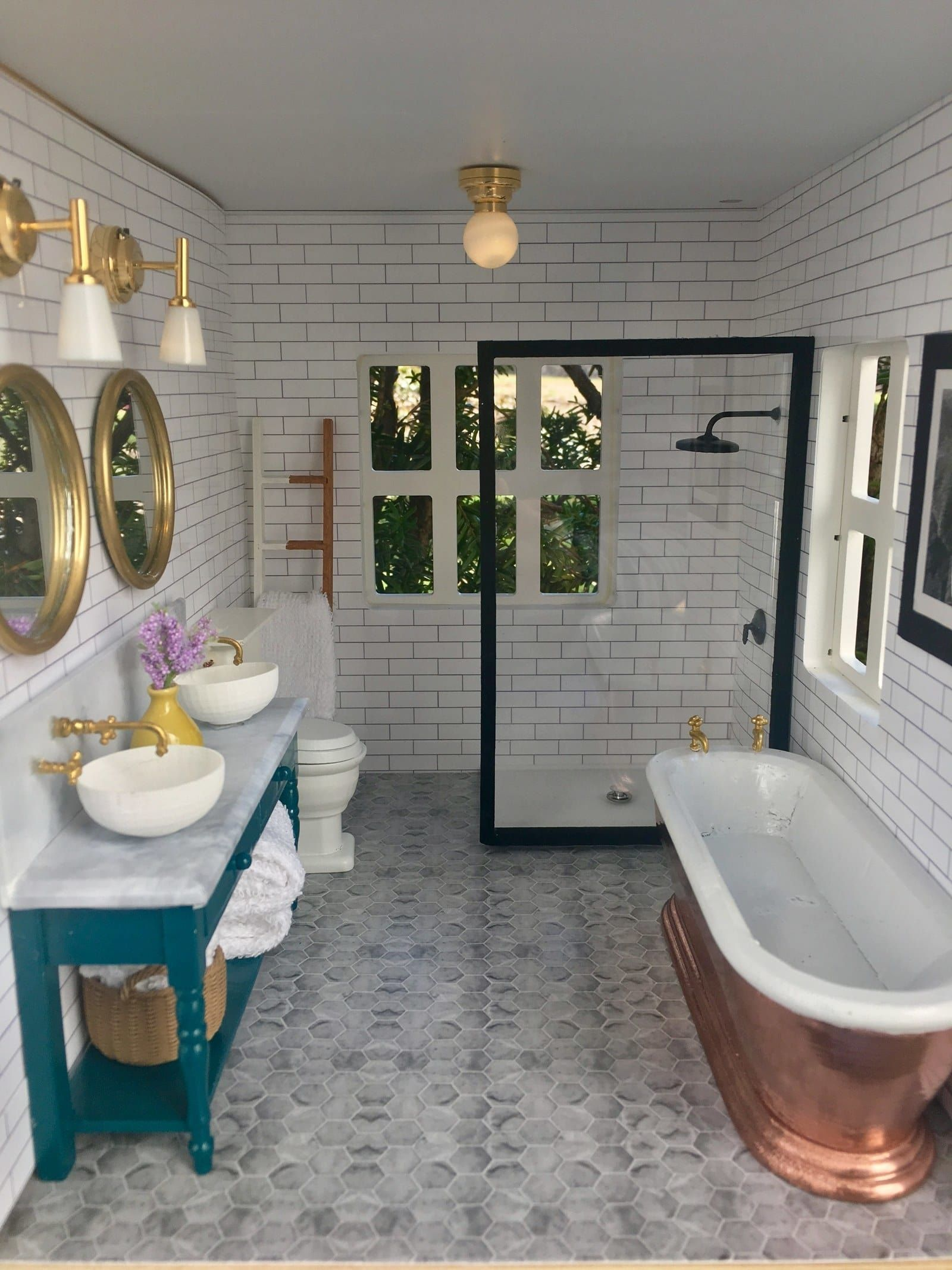 This Fixer Upper–Inspired Dollhouse Is The Best Thing You'll See All Day
