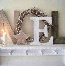 Photo of Ideas de decoración de invierno con encanto 29 Artes y manuali