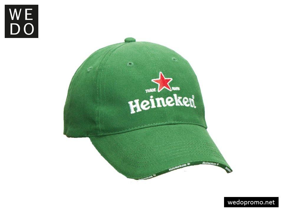 Heineken Promotional Baseball Cap  a821ed463fe