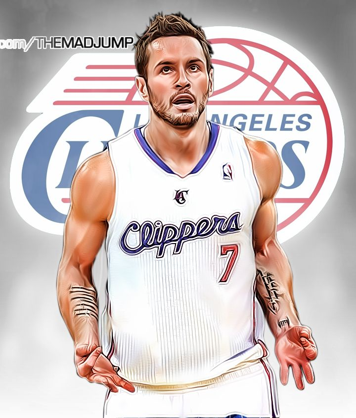 new arrival f3758 64ee4 JJ redick | Clipper Nation | Nba players, Nba playoffs, Duke ...