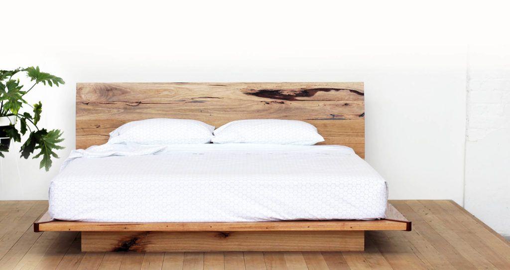 Sunrise Platform Bed Recycled Timber Furniture Melbourne Yard Furniture In 2020 Bed Platform Bed Designs Recycled Timber Furniture