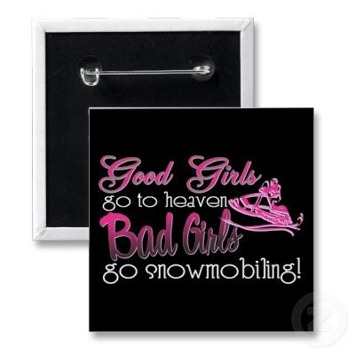 Mhmmm! In that case I'd rather be a bad girl!!