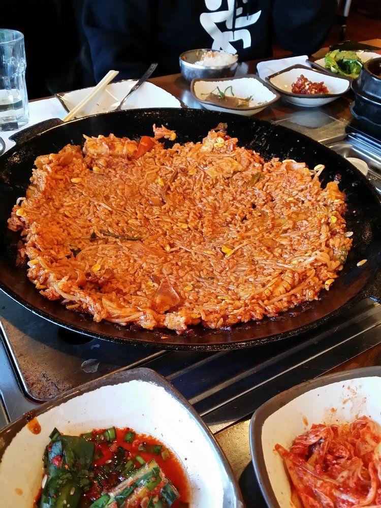 Chung Dam Dong Restaurant
