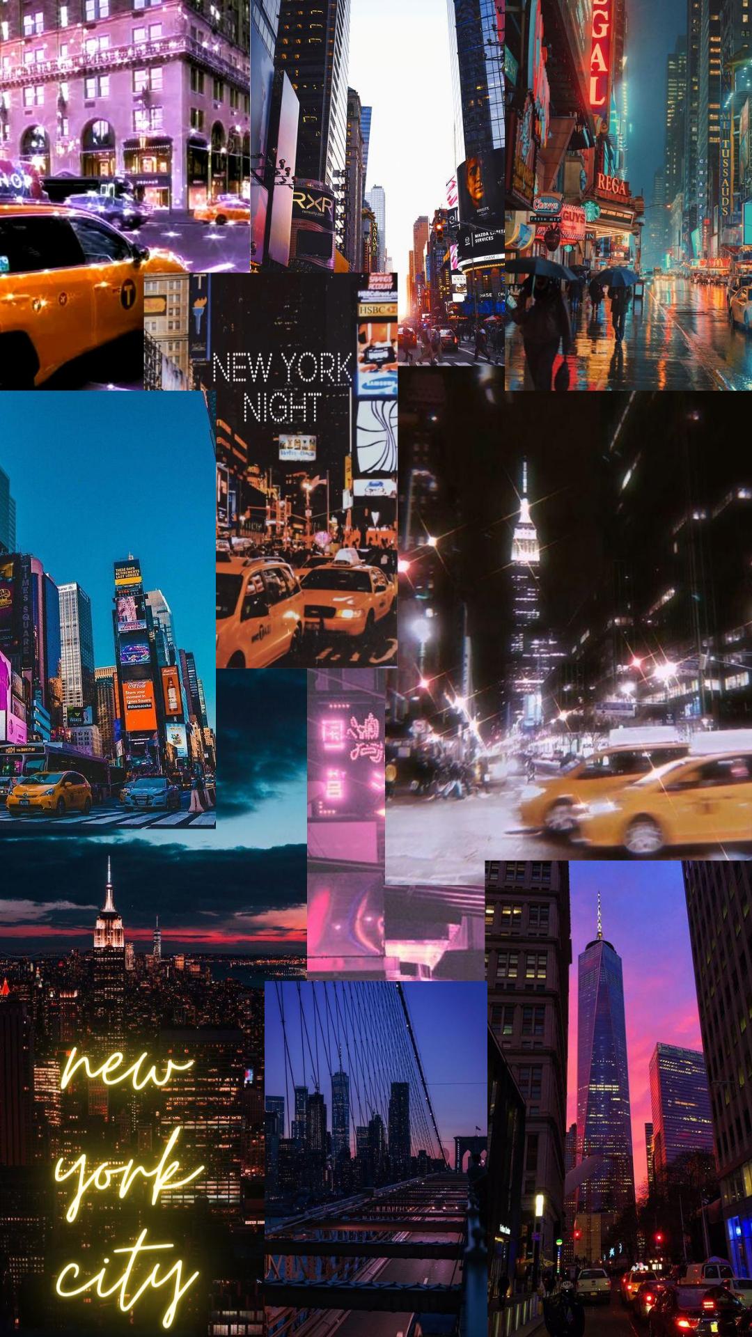New York City Aesthetic New York Poster New York Wallpaper New York Pictures
